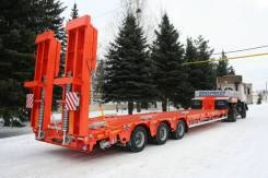 СпецПрицеп 994273, 2017. 3-х осный низкорамный трал SpecPricep, новый, 45 000 кг.