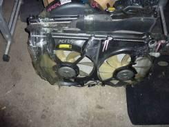 Радиатор охлаждения двигателя. Toyota Qualis Toyota Mark II