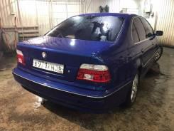 БМВ е 39 по запчастям. BMW 5-Series, E39