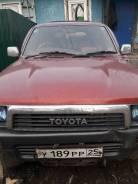Toyota Hilux Surf. автомат, 4wd, дизель, нет птс