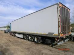 Trouillet. Продается полуприцеп фургон, 24 000 кг.