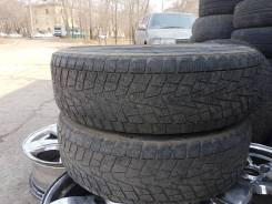 Bridgestone Winter Dueler DM-Z2. Зимние, без шипов, износ: 70%, 4 шт