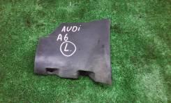 Накладка на порог. Audi A6