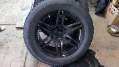 Комплект колес Weds Sport + Hakkapeliitta 8 SUV R20. 9.5x20 6x139.70 ET20 ЦО 106,1мм.