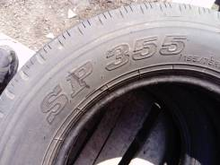 Dunlop SP 355. Летние, 2005 год, износ: 40%, 2 шт