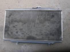 Радиатор охлаждения двигателя. Honda Inspire, UC1 Двигатель J30A