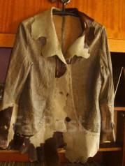Меняю итальянский пиджак из пони на ваши лоты