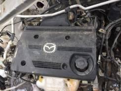 Двигатель в сборе. Mazda Familia, BJFW
