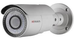 Hikvision HiWatch DS-T106 (2,8-12мм) 1Мп уличная HD-TVI камера. Менее 4-х Мп, с объективом