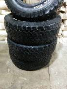 BFGoodrich All-Terrain T/A KO. Летние, 2011 год, износ: 40%, 4 шт