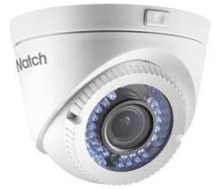 Hikvision HiWatch DS-T119 (2.8-12мм)1.3Мп Улич. купол. HD-TVI камера. Менее 4-х Мп, с объективом