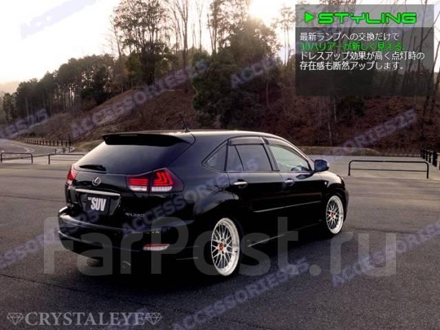 Стоп-сигнал. Lexus RX330, GSU30, GSU35, MCU35, MCU38 Lexus RX350, GSU30, GSU35, MCU35, MCU38 Lexus RX400h, MHU38 Lexus RX300, GSU35, MCU35, MCU38. Под...