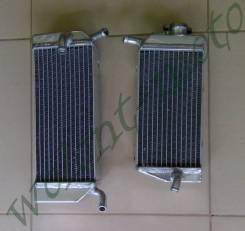 Радиаторы Серый CRF450X 05-09&12-15 TRS-R-052