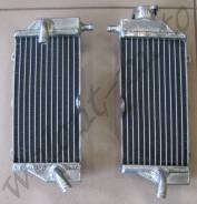 Радиаторы TRS-R-058 Серый Yamaha YZ250F (10-13)