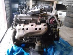 Двигатель в сборе. Toyota Cresta, GX81 Toyota Mark II, GX81 Toyota Chaser, GX81 Двигатель 1GFE