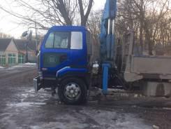 Nissan Diesel UD. Продам грузовик с манипулятором nissan dizel, 21 куб. см., 15 000 кг.