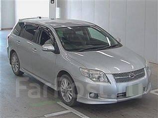 Toyota Corolla Fielder. ZR142, 2UZFE