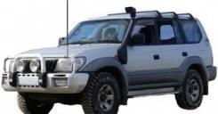 Шноркель. Toyota Land Cruiser Prado, GRJ150L, GRJ150W, TRJ120W, TRJ12, TRJ125W, KDJ150L, TRJ125, TRJ150W, GRJ151W, TRJ120 Двигатели: 1KDFTV, 1GRFE, 2T...
