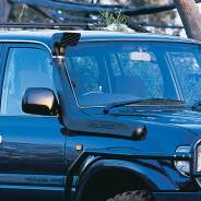Шноркель. Toyota Land Cruiser, VDJ200, URJ202W, UZJ200W, UZJ200, J200 Двигатели: 1VDFTV, 1URFE, 2UZFE, 3URFE