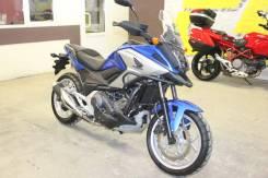 Honda NC 750X. 750 куб. см., исправен, птс, без пробега