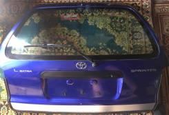 Дверь багажника. Toyota Corolla, EE107, CE101, CE105, CE107, CE109, EE105, EE103, EE101, CE101G, CE102G, EE108G, CE108G, CE100, EE108, EE104G, CE102...