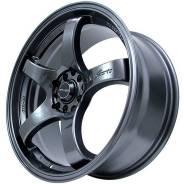 Sakura Wheels 391A. 8.0x18, 5x100.00, 5x114.30, ET40, ЦО 73,1мм.