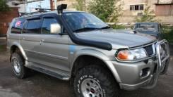 Шноркель. Mitsubishi L200 Mitsubishi Pajero Sport Mitsubishi Challenger, K99W Двигатели: 6G74, GDI