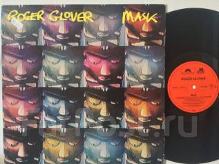 ДИП ПАПЛ! Роджер Гловер / Roger Glover - MASK - DE LP 1984