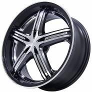 Sakura Wheels Z490. 7.5x18, 5x108.00, ET45, ЦО 73,1мм.