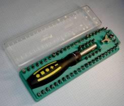 Отвертка трешоточная набор 57 Бит Pro'sKit SD-205