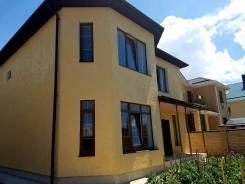 Продается 170 кв. м. на 4 сотках земли добротный дом в Алексеевке. Алексеевка, р-н анапский, площадь дома 168 кв.м., скважина, отопление газ, от аген...