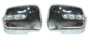 Накладка на зеркало. Toyota Harrier, ACU10W, SXU15W, ACU15W, SXU10W, MCU15W, MCU10W Lexus RX300 Двигатели: 2AZFE, 5SFE, 1MZFE. Под заказ