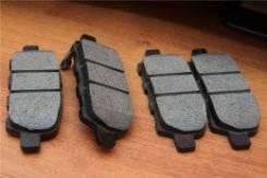 Колодка тормозная. Nissan Teana, J32R, J32 Nissan X-Trail, T31, T31R Nissan Qashqai, J10, J10E