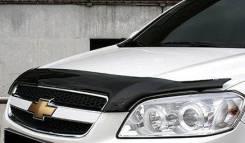 Дефлектор капота. Chevrolet S10 Chevrolet Captiva Двигатели: 10, HM