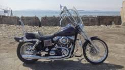 Harley-Davidson Dyna Wide Glide. 1 450 куб. см., исправен, птс, без пробега