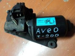 Мотор стеклоочистителя. Chevrolet Aveo, T200