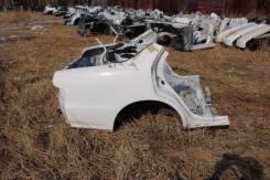 Задняя часть автомобиля. Toyota Cresta, JZX90, GX90