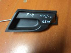 Ручка двери внешняя. Chevrolet Aveo, T200