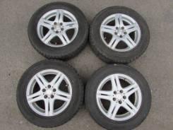 Продам комплект колес R15 5*100 с резиной 195/65/15. 6.0x15 5x100.00 ET50