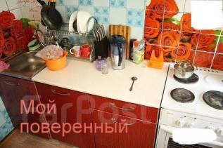 2-комнатная, улица Адмирала Кузнецова 48. 64, 71 микрорайоны, агентство, 46 кв.м.