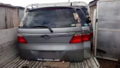 Дверь багажника. Honda Airwave, GJ1, GJ2 Двигатель L15A