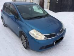 Nissan Tiida. вариатор, передний, 1.5 (109 л.с.), бензин, 107 000 тыс. км