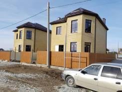 Продается дом 130 кв. м. на 4 сотках земли. Станица Анапская, р-н Анапский, площадь дома 130 кв.м., скважина, отопление газ, от агентства недвижимост...