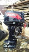 Tohatsu. 25,00л.с., 2х тактный, бензин, нога S (381 мм), Год: 2006 год