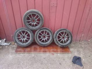 Продам колеса. 7.0x17 5x114.30 ET47
