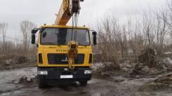 Машека КС-55727. Продается автокран, 6 650 куб. см., 25 000 кг., 29 м.