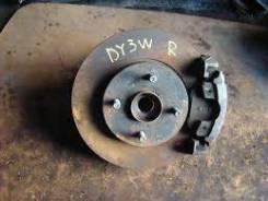 Ступица. Mazda Demio, DY3W Двигатели: ZJVE, ZJVEM