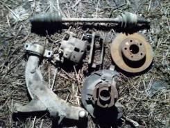 Диск тормозной. Subaru Legacy, BC3 Двигатели: EJ18, EJ18S