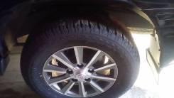 Новые колеса на ТЛК. 8.0x18 5x150.00 ET-40 ЦО 110,0мм.