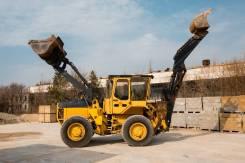 Volvo. Экскаватор - погрузчик BM 6300, 4 480 куб. см., 0,50куб. м.